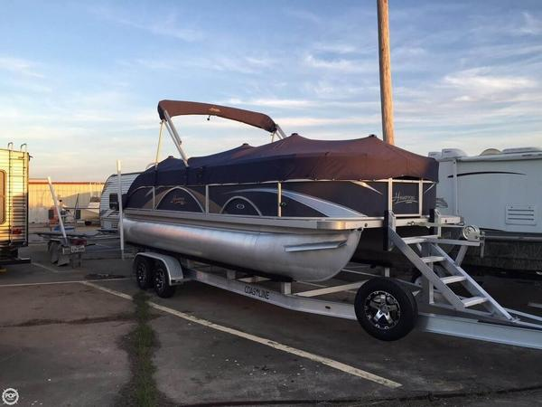 Used Playcraft 2285 RL Pontoon Boat For Sale