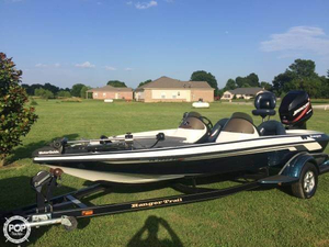 Used Ranger Boats 519 VS Bass Boat For Sale
