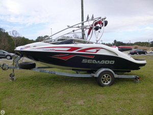 Used Sea-Doo Speedster Wake Jet Boat For Sale