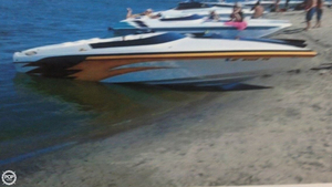 Used Ultra 23XS Bowrider High Performance Boat For Sale