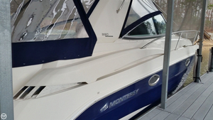 Used Monterey 330 Sport Yacht Express Cruiser Boat For Sale