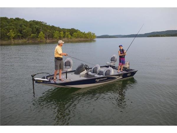 2017 new g3 boats sportsman 17 pfx freshwater fishing boat for Best freshwater fishing boats