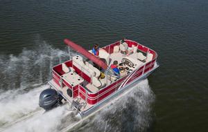 New Starcraft EX 20 F4 Pontoon Boat For Sale
