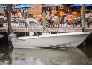 New Sportsman 19 ISLAND REEF Center Console Fishing Boat For Sale