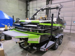 New Malibu Boats Llc 21 vlx Ski and Wakeboard Boat For Sale