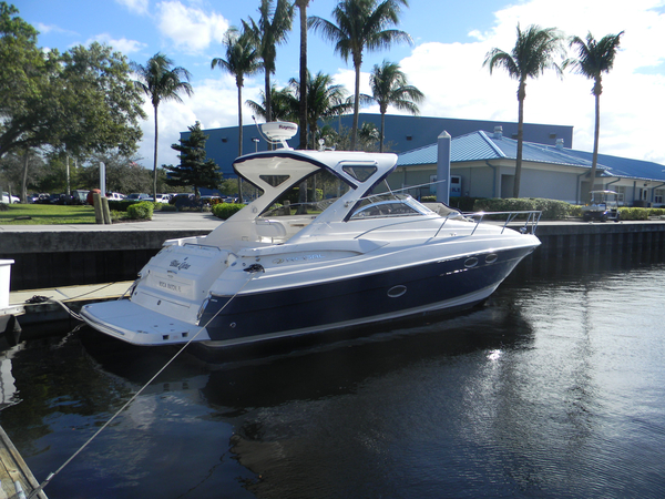 Used Regal Sport Yacht Commodore 3760 IO Motor Yacht For Sale