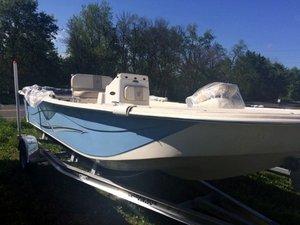 New Carolina Skiff 218 DLV Bay Boat For Sale