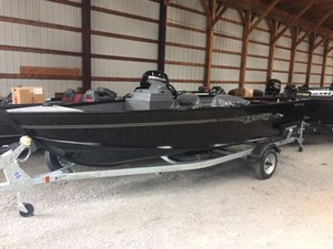New Lund 1625 Fury XL SS Sports Fishing Boat For Sale