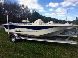 New Carolina Skiff 198 DLV Bay Boat For Sale