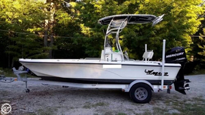 Used Mako 1901 Inshore Center Console Fishing Boat For Sale
