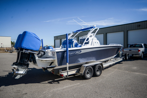 Used Concept 30 Open Deck Gallery Center Console Fishing Boat For Sale