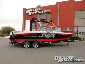 Used Correct Craft Super Air Nautique 230 Team Ski and Wakeboard Boat For Sale