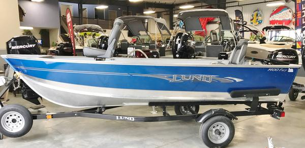 New Lund 1400 FURY Aluminum Fishing Boat For Sale