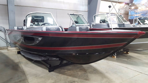 New Lund 1875 Crossover XS Aluminum Fishing Boat For Sale