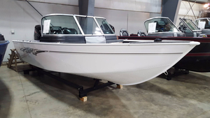 New Lund 1750 Rebel XS Aluminum Fishing Boat For Sale