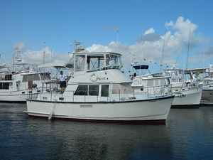 Used Atlantic Boat LRC Trawler Boat For Sale