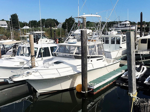 Used Henriques 28 Express Cruiser Boat For Sale