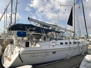 Used Hunter 49 Sloop Sailboat For Sale