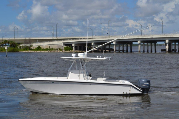 Used Venture Marine Center Console Boat For Sale