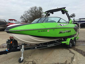 Used Supra SC350 Ski and Wakeboard Boat For Sale