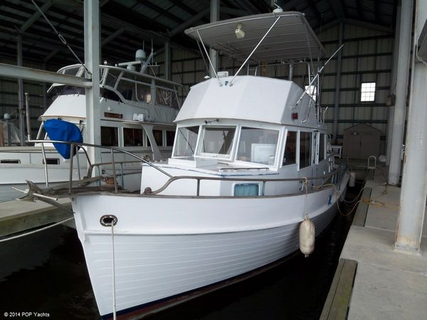 Used Grand Banks GB 42 Trawler Boat For Sale