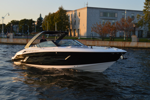 Used Cruisers Sport Series 338 CX Cruiser Boat For Sale
