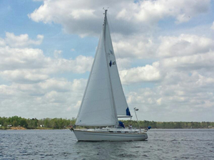 Used Bavaria 40 Ocean Cruiser Sailboat For Sale