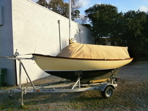 Used Herreshoff Bullseye Antique and Classic Boat For Sale
