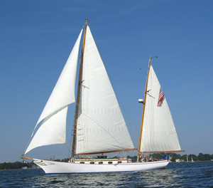 Used Herreshoff Nereia Cruiser Sailboat For Sale