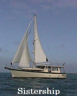 Used Schucker 436 Motorsailer Sailboat For Sale