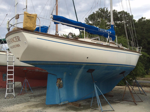 Used Shannon 38 Cruiser Sailboat For Sale