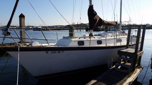 Used Pearson 365 Ketch Sailboat For Sale