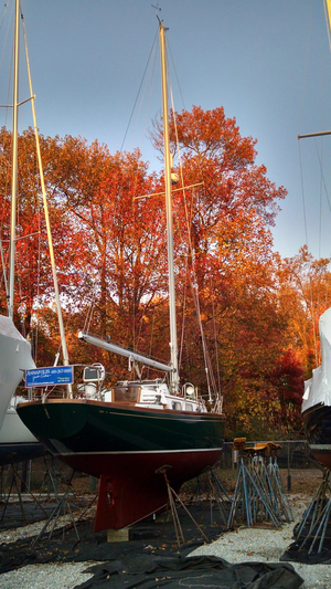 Used Bristol 40 Racer and Cruiser Sailboat For Sale