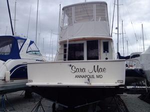 Used Bertram 38III Convertible Fishing Boat For Sale