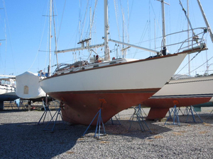 Used Cape Dory 36 Cruiser Sailboat For Sale