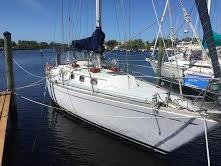 Used Bristol 38.8 Cruiser Sailboat For Sale