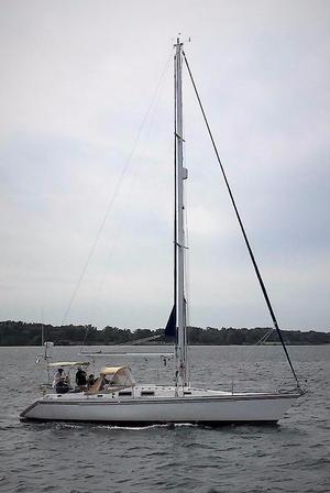 Used Morgan Nelson Marek 45 4 Sloop Sailboat For Sale