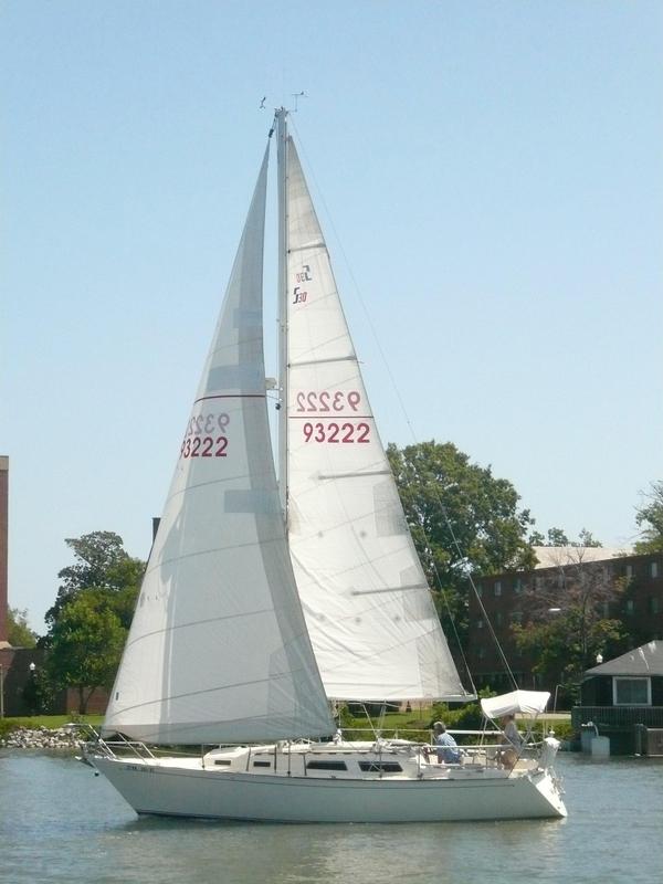 Used Sabre 30 MK III Cruiser Sailboat For Sale