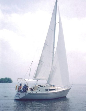 Used Cc 30 Mark II Racer and Cruiser Sailboat For Sale