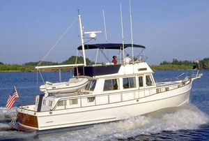 Used Grand Banks 46 Classic Motor Yacht For Sale