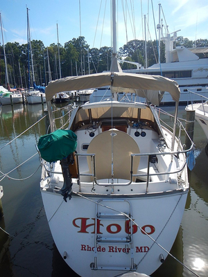 Used Sabre 34 Targa Sloop Sailboat For Sale