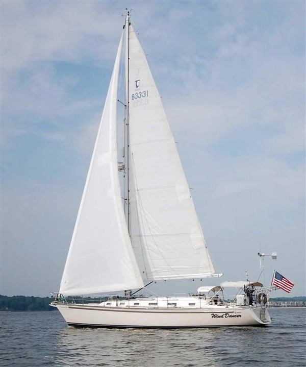 Used Tartan 4600 Cruiser Sailboat For Sale