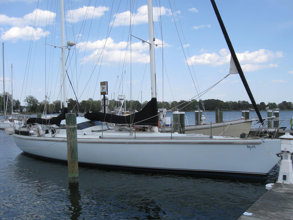 Used Custom Ketch Dashew Style Custom 55 Cruiser Sailboat For Sale
