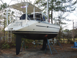 Used Bavaria 44 Cruiser Sailboat For Sale