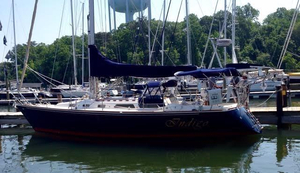 Used Sabre 38 MK II Sloop Sailboat For Sale