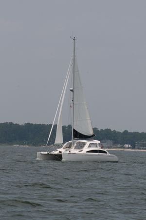 Used Maine Cat 30 Catamaran Sailboat For Sale