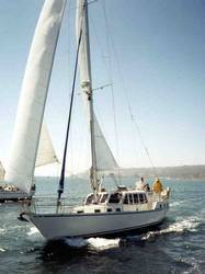 Used Celestial 50 Pilothouse Motorsailer Sailboat For Sale