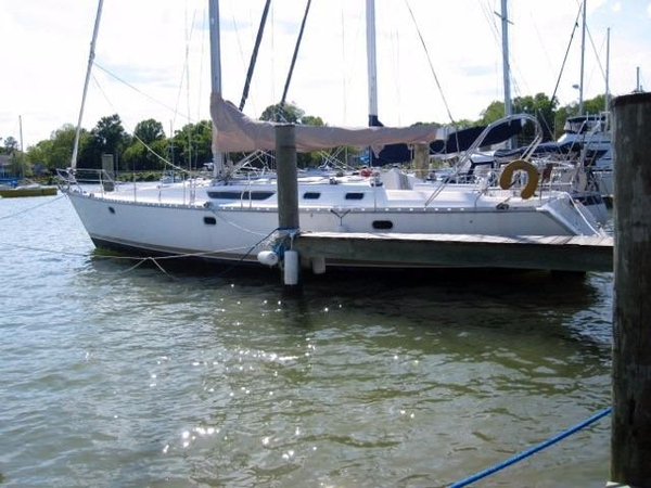 Used Jeanneau 45.2 Cruiser Sailboat For Sale