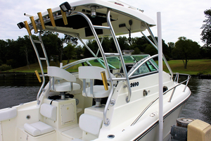 Used Triton 2690 WA Cruiser Boat For Sale