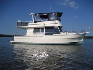 Used Mainship 40 Trawler Boat For Sale